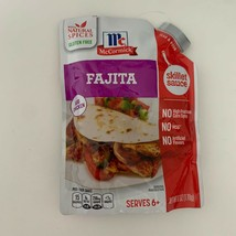 McCormick Fajita W/Roasted Chili, Garlic & Lime, 6 OZ -EA - $12.47