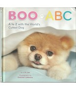 Boo ABC A to Z With the World Cutest Dog by J.H. Lee 2013 Chronicle Books - $5.93