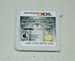The Amazing Spider-Man 2 (Nintendo 3DS, 2014) TESTED CHIP ONLY - $14.84