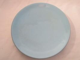 "FRANKOMA 7"" Plate 6G WESTWIND Robin Egg Blue [Z170] - $13.44"
