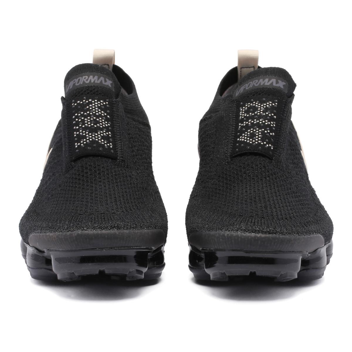 311729a4c465 Nike Air VaporMax Moc 2 (Black  Light Cream  White Thunder Grey) Men