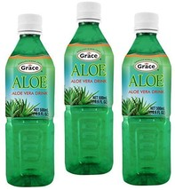 Aloe Vera Juice Drink – 16.9 Fl Oz (3 Pack) - $22.00