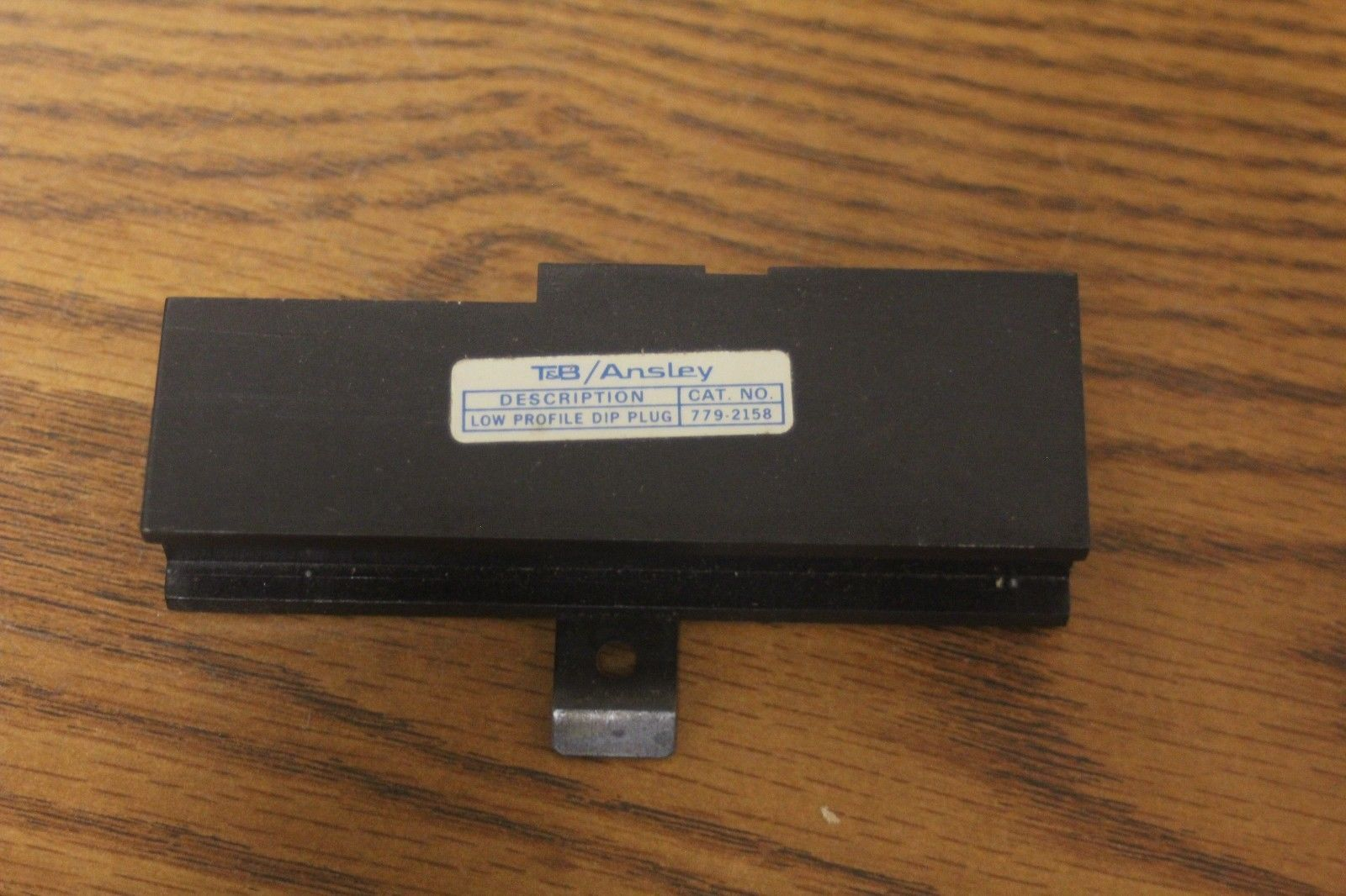 T&B/Ansley 779-2100 Blue Macs Hand Tool W/ 779-2164 /779-2158 Ribbon Connector
