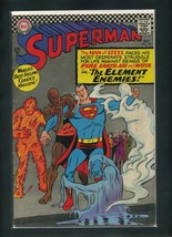 Superman (V1) #190 VG 1966 DC Comic Book - $17.81