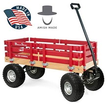 Berlin Flyer Ride Sport Wagon for Kids, All Terrain - Amish Made In the ... - $230.56