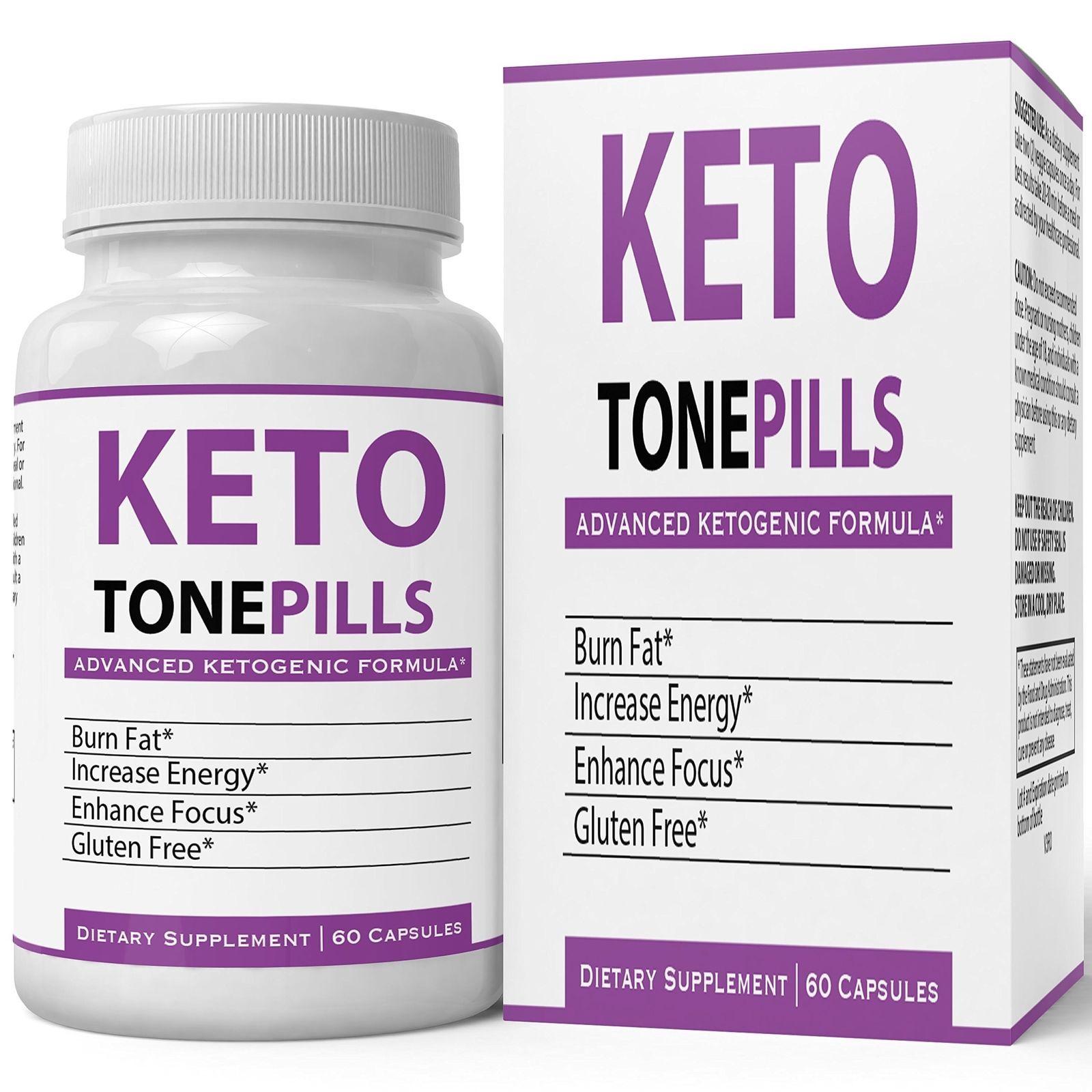 Keto Tone Pills Weightloss Supplement Keto Diet Tablets