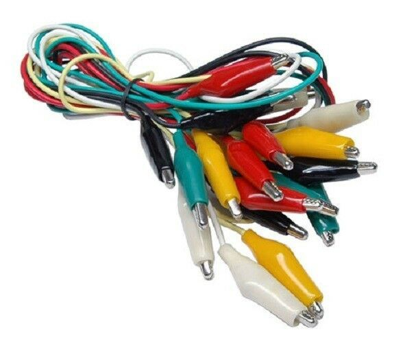 "Primary image for 10-Piece 18"" Test Lead Set   ( T0802 )"