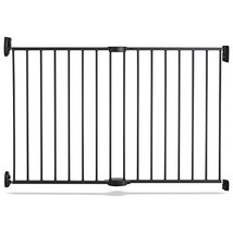 "Munchkin Push to Close Hardware Baby Gate, Extends 28.5"" to 45"" Wide, Da... - $81.99"