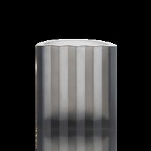 Daum Grey Vase Zigzag by Victoria Wilmotte Brand new 05677 - $3,138.30