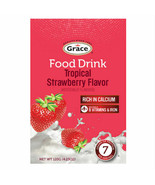 Grace Food Drink 120g ( Pack of 8) Two of each flavours - $23.00