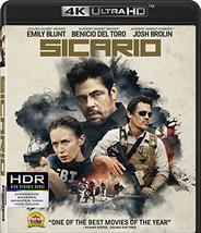 Sicario (4K Ultra HD + Blu-ray)