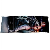 dakimakura body hugging pillow case robocop nerd geek cover daki - $36.00