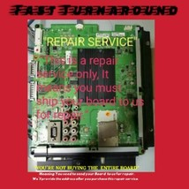 REPAIR SERVICE LG EBT61579912 (EAX633333405(0)) Main Board for 55LV9500-UA - $70.11