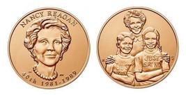 Nancy Reagan First Spouse 2016 Bronze Medal Series CP1082 - $11.95