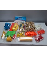 Vintage Tinkertoy Construction System 804 Colossal Constructions - $59.85