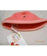New cute Elmo fleece trim baby hat Cap size 0-3 months SESAME STREET Sal... - $0.98
