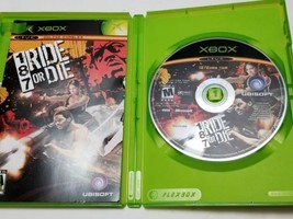 187: Ride or Die (Microsoft Xbox Game) SHIPS FREE ** - $6.10