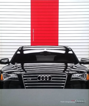 2013 AUDI BRAND BOOK w/Pocket dlx brochure catalog US 13 - $8.00