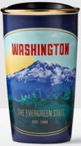 Starbucks 2016 Washington Local Collection Double Wall Ceramic Tumbler NEW - $79.65