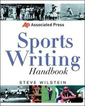 Associated Press Sports Writing Handbook [Paperback] Wilstein, Steve image 3