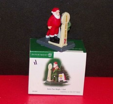Dept 56 Christmas in the City Guess Your Weight, 1 Cent 59467 - $14.85