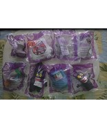Mcdonalds 2007 Set of 8 Catscratch , Viacom Nickelodeon - $38.60
