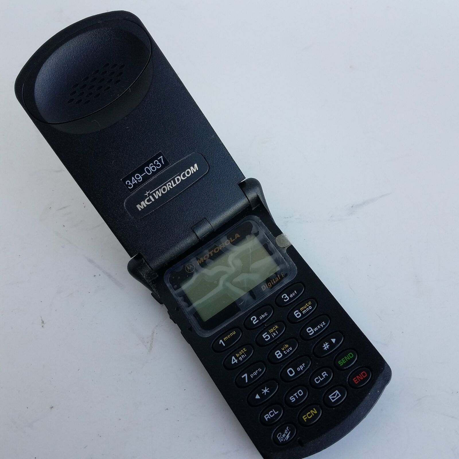 Motorola StarTac Cell Phone Digital i ST7790i image 3