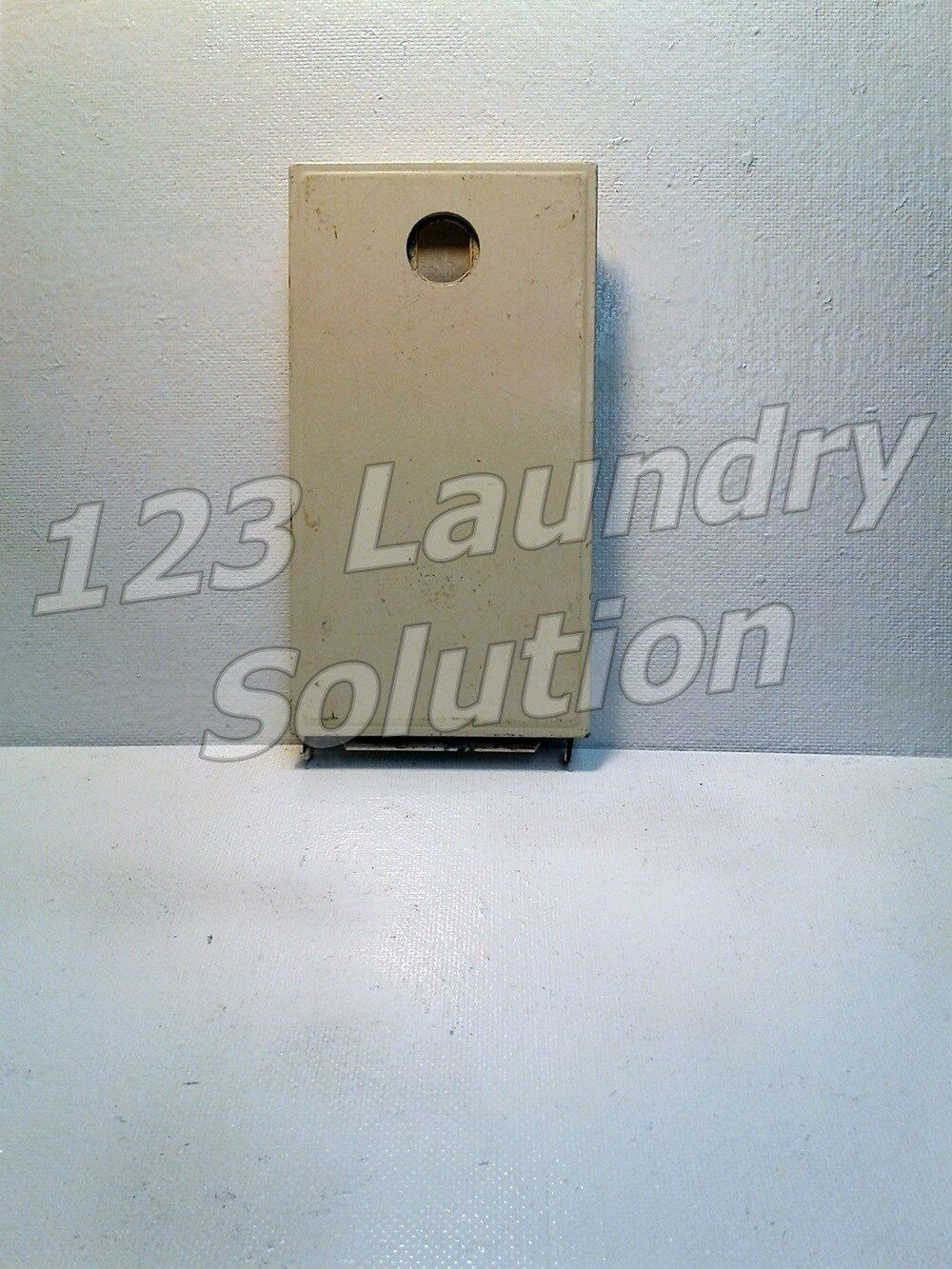 Primary image for Speed Queen Top Load Washer Service Door Almond 39874LP Used