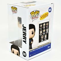 Funko Pop! Television Seinfeld Jerry Stand-Up Comedy #1081 Vinyl Action Figure image 3