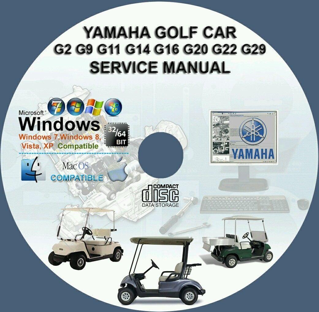 yamaha golf car g2 g9 g11 g14 g16 g19 g20 and 50 similar items rh bonanza com Yamaha G16 Engine Specs G19a Yamaha Golf Cart