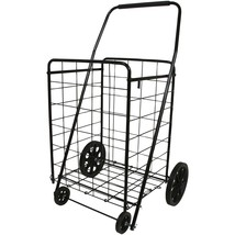 Helping Hand Super Deluxe Shopping Cart HBCLFQ16720 - $53.75