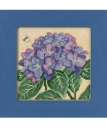 Hydrangea 2017 Spring Series  Buttons and Beads... - $12.60