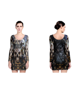 Volbeat Stage LONG SLEEVE BODYCON DRESS - $25.99+