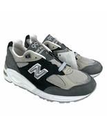 New Balance 990v2 Shoe Size 5.5 Made USA 'Silver Mink' M990XG2 - Factory... - $199.99