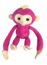 "Fingerlings Hugs Bella Pink Interactive Talking Plush Baby Monkey 19"" - $31.03"