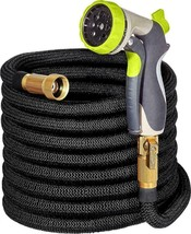 4X stronger Heavy Duty Expandable Garden Hose Flexible Latex Core 100ft - $54.40