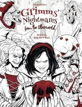Adult Coloring Book: Grimms' Nightmares from the Otherworld by Julia Rivers - £7.50 GBP