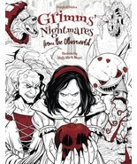 Adult Coloring Book: Grimms' Nightmares from the Otherworld by Julia Rivers - €8,43 EUR