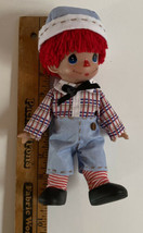 1999 Precious Moments Raggedy Andy Timeless, 9 inch doll Pmilicent  Needs A Home - $29.70