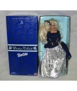 BEAUTIFUL 1995 Mattel WINTER VELVET BARBIE Doll - $26.91