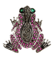 Victorian 1.00ct Rose Cut Diamond Gemstones Women's Brooch Thanks Giving Day - $855.90