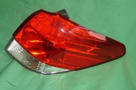 2010-12 Subaru Outback Wagon Outer Taillight Lamp Right Passenger Side - RH image 2