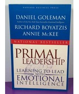 Primal Leadership Learning to Lead with Emotional Intelligence D Goleman... - $9.89