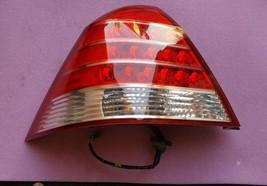 05 mercury montego tail light