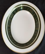 "Royal Doulton Vanborough 10 3/4"" Oval Vegetable Bowl Mint - $65.41"