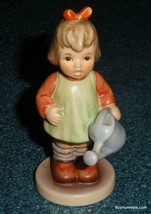 """Nature's Gift"" Goebel Hummel Figurine #729 TMK7 CUTE MOTHER'S DAY GIFT! - $24.24"
