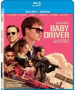 Baby Driver (2017) [Blu-ray] - $6.36