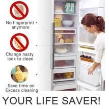 Refrigerator Door Handle Cover Kitchen Appliance Fridge Decor Handles An... - $15.42