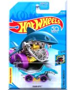 Hot Wheels - Shark Bite: Street Beasts #3/10 - #164/365 (2018) *Aqua Edi... - $3.00