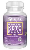 Ultra Fast Keto Boost- Pro Advanced Weight Loss- Burn Fat As Fuel- Ketos... - $27.16